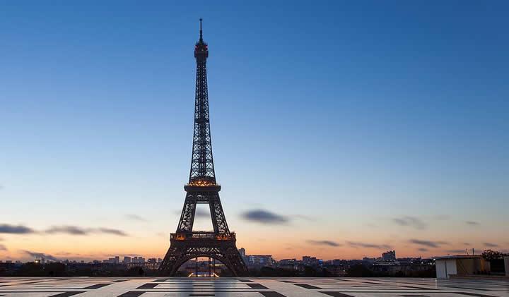 Tourisme et bigdata paris il vaut mieux viter les for Lieux touristiques paris