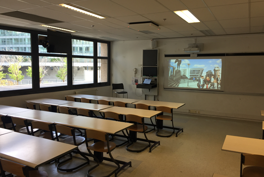salle cours